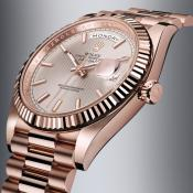 Rolex Day Date Rotgold