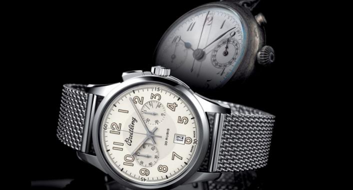 Breitling Transocean Uhren