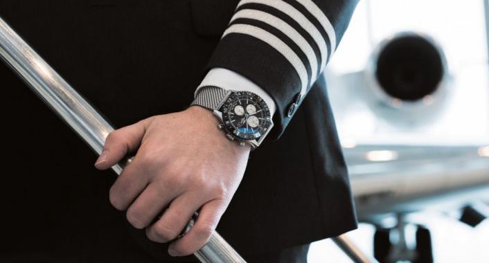Breitling Chronoliner Uhren